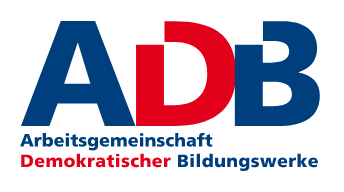 Logo der Arbeitsgemeinschaft Demokratischer Bildungswerke
